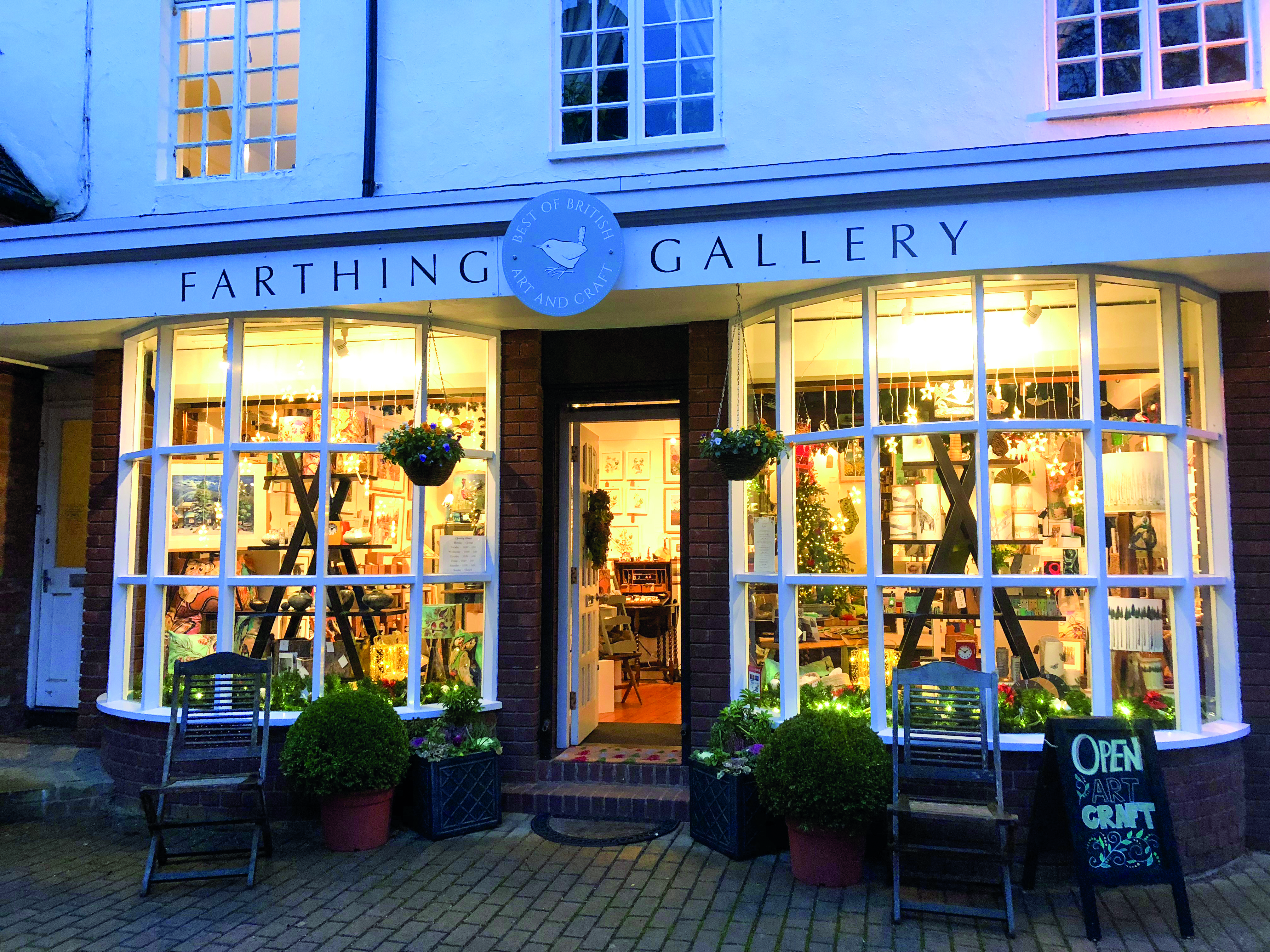 Farthing Gallery